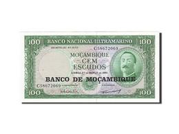 Mozambique, 100 Escudos, 1961, 1961-03-27, KM:109a, SPL - Mozambique