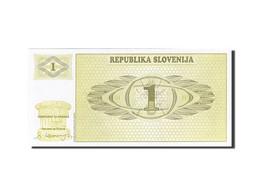 Slovénie, 1 (Tolar), 1990-1992, KM:1a, 1990, NEUF - Slovénie