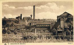 MERLEBACH - (578500) - CPA N°16 - MERLEBACH (Moselle) - Puits 5 - Mines De Sarre - Mine - Non Classificati