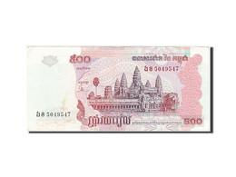 Cambodge, 500 Riels, 2004, 2004, KM:54b, TTB+ - Cambodia