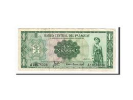 Paraguay, 1 Guarani, Undated (1963), KM:193a, TTB - Paraguay