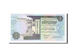 Libya, 1/2 Dinar, Undated (1991), KM:58b, NEUF - Libya
