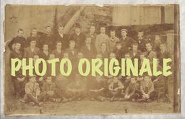 Athénée De BOUILLON : Portrait De Classe / Photographie Originale, 1899 - Photos