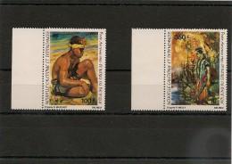 NOUVELLE CALÉDONIE Année 1983 P.A. N°Y/T :234/35**  BDF - Poste Aérienne