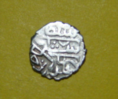 ERROR REVERSE OTTOMAN - TURKEY AKCHE 926 A.H. (1508) CONSTANTINOPOLE MINT (GREECE) SILVER. 0.71 Gr. - Turkey