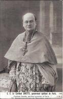 Cardinal AMETTE Gouverneur Spirituel De Paris  1914-1915 - France