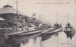CAEN/14/Sous-marins Dans Le Port/ Réf:C4238 - Caen