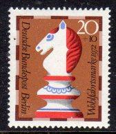 WEST BERLIN - 1972 HUMANITARIAN RELIEF 20pf FINE MNH ** SG B424 - [5] Berlin