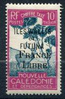 Wallis Et Futuna         Taxe   27  ** - Portomarken