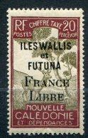 Wallis Et Futuna         Taxe   29  ** - Timbres-taxe