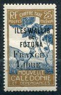 Wallis Et Futuna         Taxe   30  ** - Portomarken