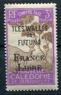 Wallis Et Futuna         Taxe   36  ** - Portomarken