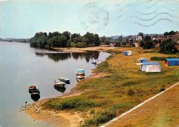 MAUVES SUR LOIRE - LA PLAGE & LE CAMPING - Mauves-sur-Loire