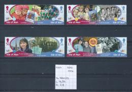Man 2010 - Yv. 1620/27 Postfris/neuf/MNH - Isle Of Man