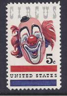 CIRCO - ESTADOS UNIDOS 1966 - Yvert #803 - MNH ** - Marionetas