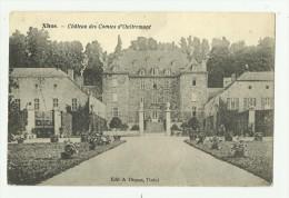 Xhos   *  Chateau Des Comtes D'Oultremont - Anthisnes