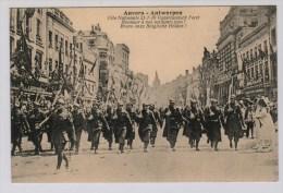 Antwerpen 21 Juli 1919 Vaderlands Feest - Bravo Onze Bekgische Helden - Weltkrieg 1914-18