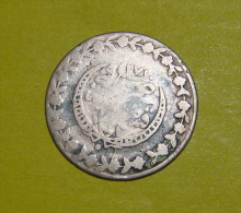 OTTOMAN - TURKEY 20 PARA 1223 Year 27 A.H. (1805) CONSTANTINOPOLE MINT (GREECE) BILLON. 1.44 Gr. KM-596-27. - Turkije