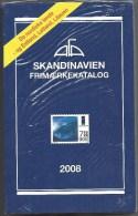 CATALOGUE Cote AFA - SKANDINAVIEN FRIMAERKEKATALOG : DANEMARK, Groeland, Norvege, Suède... Voir Liste - 2008 - Catalogues De Cotation