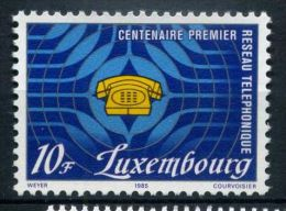 LUXEMBOURG ( POSTE ) : Y&T N°  1073  TIMBRE  NEUF  SANS  TRACE  DE  CHARNIERE , A  VOIR .
