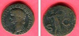 CLAUDE    AS    (C84)  TB 28 - 1. The Julio-Claudians (27 BC To 69 AD)