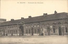 ENTREPOT DES DOUANES - Dieppe