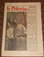 Le Pèlerin. N°3446. 28 Novembre 1948. Paris Saïgon à Bicyclette Par Lionel Brans. Le Cargo Belge Reney.  Pat´Apouf. - Livres, BD, Revues
