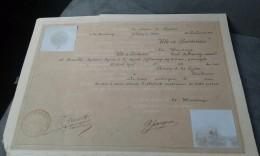 VOL EN MONTGOLFIÈRE 22 AVRIL 1906  ET ATTEINT L'ALTITUDE DE 1050 MÈTRES  DEPT DE SEINE & MARNE ETC.... - Non Classés