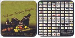 Das Torberg - Österreichs Gin Bar Nr.1, 1080 Wien - Bierdeckel