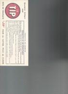 BUVARD - LE TIP - TTBE - Papel Secante