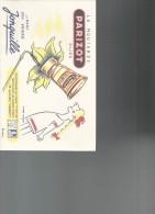 BUVARD - PARIZOT - TTBE - Papel Secante