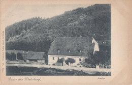 Allemagne - Gruss Aus Winterberg - Annasäge - Scierie Bois - Arnsberg