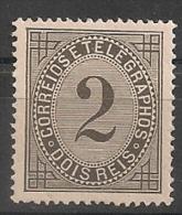 Portugal. 1882. N° 55a. Neuf Sans Gomme. Dentelé 13,5 - Portugal