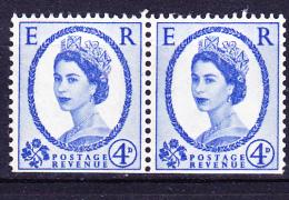 Großbritannien Great Britain Grande-Bretagne - Königin Elizabeth II. (Mi.Nr. 324xX) 1958 - Postfrisch MNH - Unused Stamps
