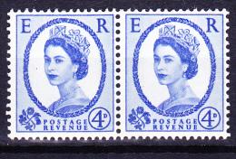 Großbritannien Great Britain Grande-Bretagne - Königin Elizabeth II. (Mi.Nr. 324yX) 1958 - Postfrisch MNH - Unused Stamps