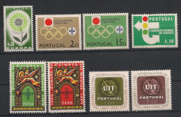 Portugal. 1964-1965.  Neuf** - Portugal
