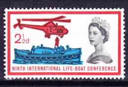 Großbritannien Great Britain Grande-Bretagne - Seenot-Rettung (Mi.Nr. 359x) 1963 - Postfrisch MNH - 1952-.... (Elizabeth II)