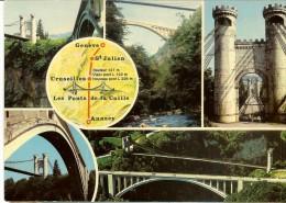 G5907  Ed Gil - Les Ponts De La Caille, Les Gorges Des Usses Circuit Annecy -Geneve - Chamonix-Mont-Blanc