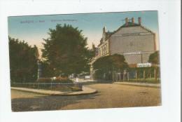MERZIG 60098 SAAR SUDLICHER STADTEINGANG 1919 - Saarbruecken