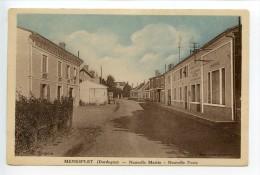 Ménesplet Nouvelle Mairie Nouvelle Poste - France