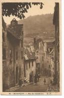 N°10  -  BESANCON  -  RUE DU CHAMBRIER - Besancon