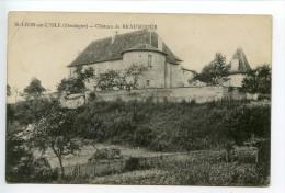 Saint Léon Sur L´Isle Château De Beauséjour - France