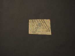 STATO PONTIFICIO-1864 STEMMA 50 Baj, Corto Ai Lati - TIMBRATO/USED - Etats Pontificaux