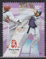 2008 ARGENTINE Argentina TAEKWONDO ** MNH Les Arts Martiaux, Judo Karaté  Kampfsport  Karate   [BE44]