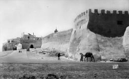 ALGERIE - AGADIR - CPSM N°118 - Agadir, La Casbah, L'Entrée Et Le Bastion - Algeria