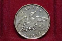 Canada 1 Dollar 2008  Summer Olympic Games Km#787 - Canada