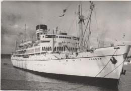 Photo originale Marine le Paquebot UGANDA