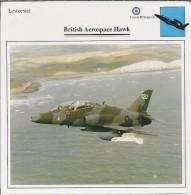 Vliegtuigen.- Lesvliegtuig. Lestoestel. British Aerospace Hawk - 2 Scans - Vervoer