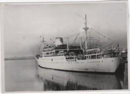 Photo originale Marine le Paquebot le LAOS