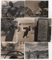 Photo originale Marine croisi�re du Pierre Loti des Messageries maritimes Ile MAURICE Lot de 11 Mauritius